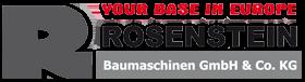 Rosenstein Baumaschinen